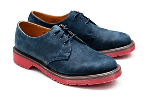 "Dr. Martens 2011 Spring/Summer ""Red Sole"" Collection"