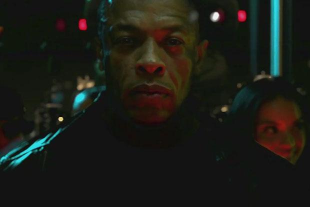 Dr. Dre featuring Snoop Dogg & Akon – Kush