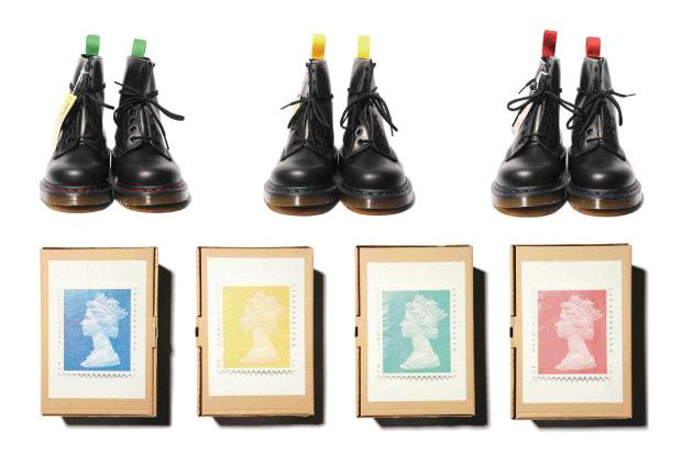 Dr. Martens for Milk X Magazine 1460 Boots