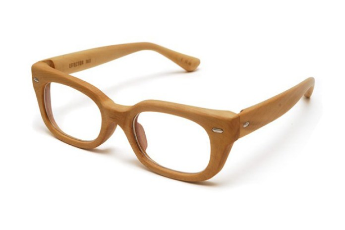 "EFFECTOR ""Wood"" Fuzz Glasses"