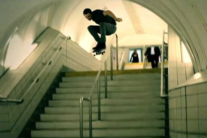 "Emerica ""Wild UNDER the streets"""