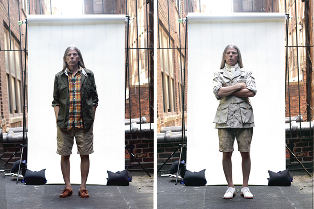 Engineered Garments 2011 Spring/Summer Collection