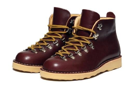 "Fracap Scarponcini Boot ""Bordeaux"""