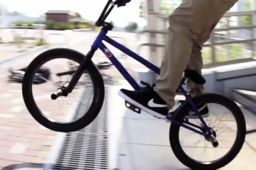 "Gatorade ""Go All Day"" with Nigel Sylvester"