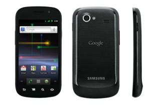 "Google Nexus ""S"""