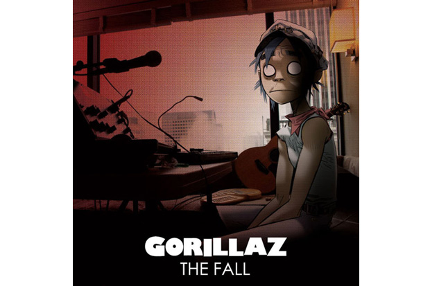 "Gorillaz ""The Fall"" Album"