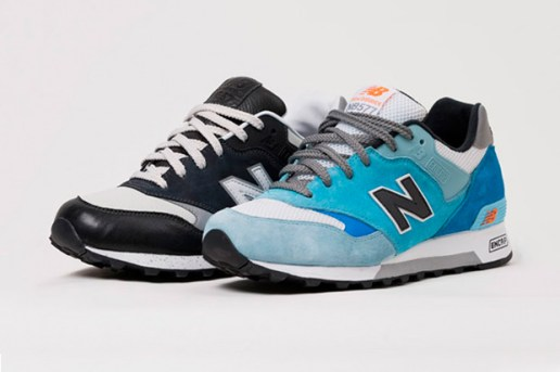 "Highs & Lows x New Balance 577 ""Night & Day"" Pack"
