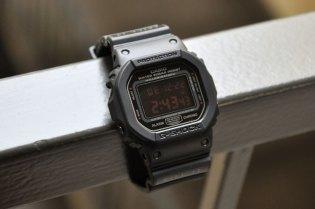 HUFFER x Casio G-Shock DW-5600MS Watch