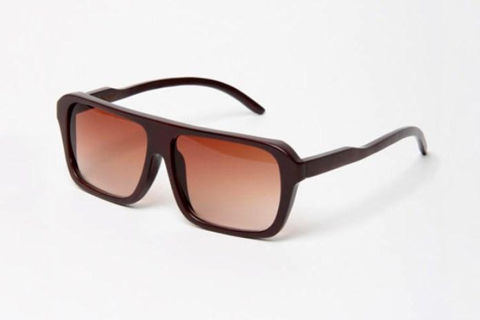 "Illesteva ""Holz Howard"" Sunglasses"