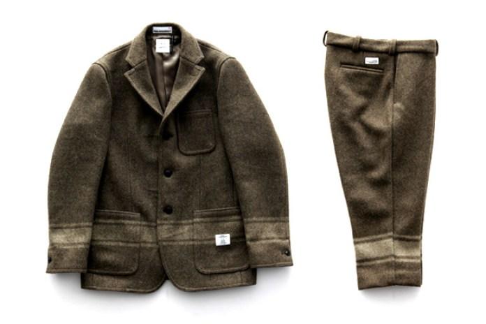Jantiques x BEDWIN Wool Suit