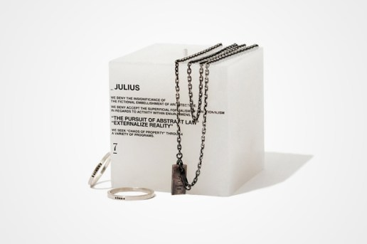 "JULIUS ""Ring in Candle"""