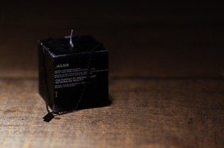 """JULIUS """"Ring in Candle"""" Hong Kong Exclusive"""