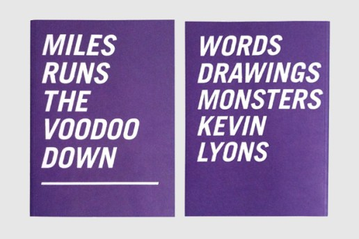 "Kevin Lyons ""MILES RUNS THE VOODOO DOWN"" Book"