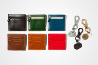 KICHIZO by Porter Classic Card Holder and Keychain Set