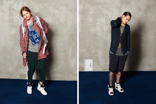 kolor 2011 Spring/Summer Lookbook