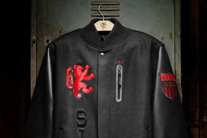Lebron James x Nike Sportswear Destroyer Jacket