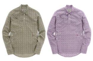 Levi's® Lefty Jean Smile Pocket Western Shirt