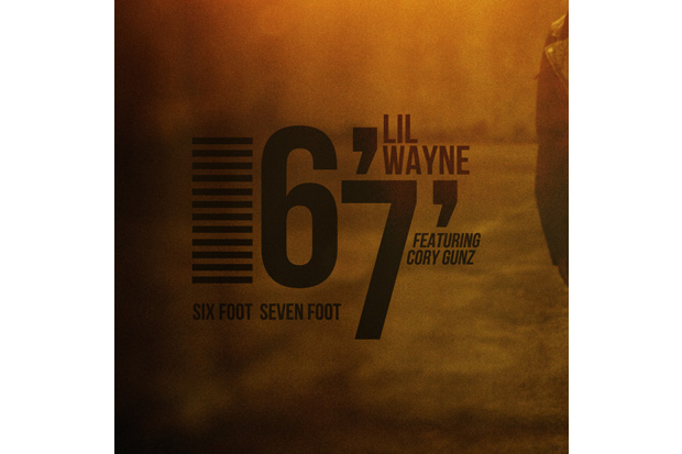 Lil Wayne featuring Cory Gunz – 6'7'