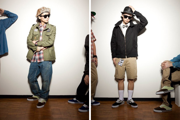 "MACKDADDY 2011 Spring/Summer ""MAKE THAT MOVE"" Collection"