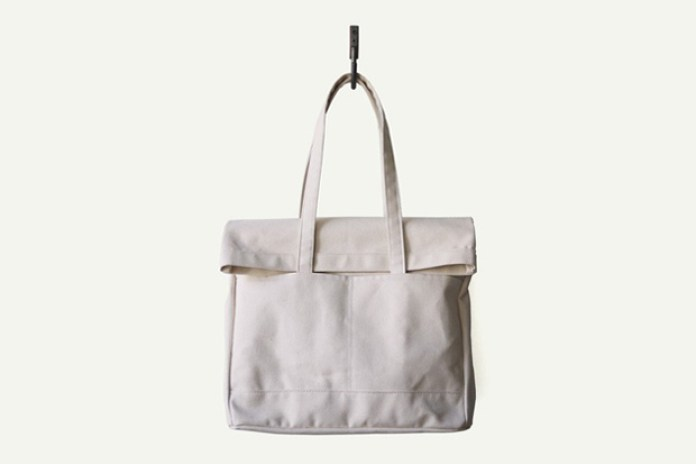 Makr Standard Canvas Fold Weekender Bag