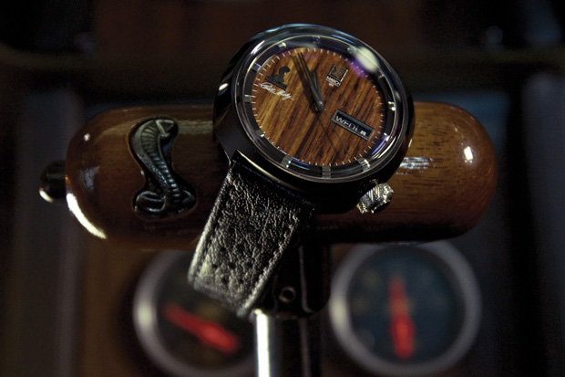 """MARCH LA.B """"Shelby Limited Edition"""" Watch"""