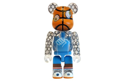 Mark Ward x Medicom Toy Bearbrick Series 21