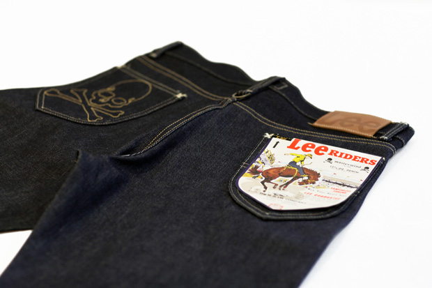 mastermind JAPAN x Lee 101z Denim