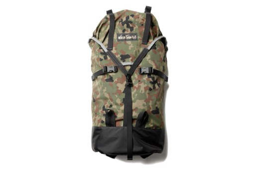 Masterpiece x Wild Things Camo Rucksack