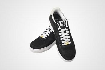 "Medicom Toy x Nike Sportswear Air Force 1 Premium ""Bearbrick"""