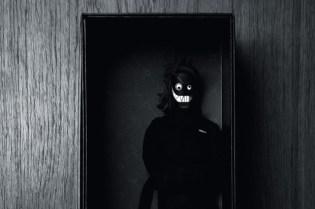 "Michael Lau Crazymichael 12″ Figure ""BLACK"""
