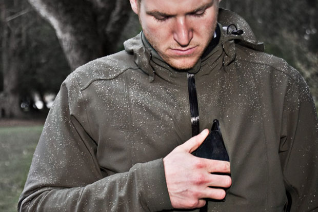 Mission Workshop Orion Waterproof Jacket