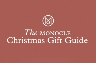 Monocle Christmas Gift Guide 2010