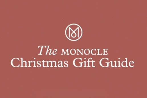 Monocle Christmas Gift Guide 2010