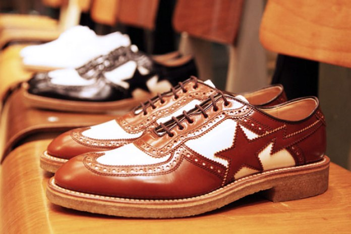 Mr. Bathing Ape 2011 Spring/Summer Brogue Preview