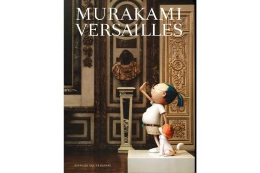 Murakami Versailles Book
