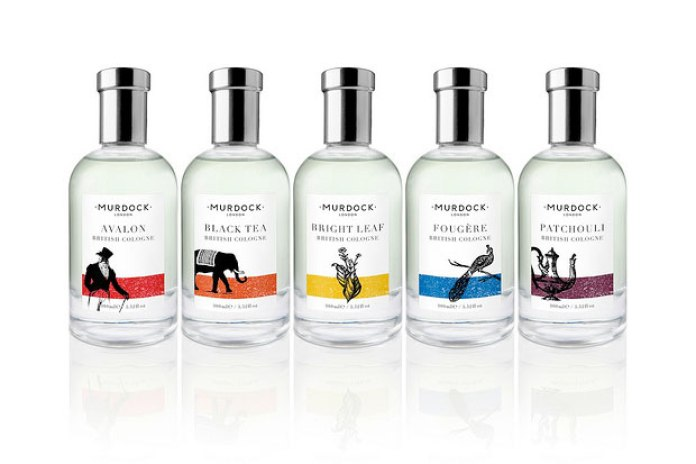 Murdock London Colognes