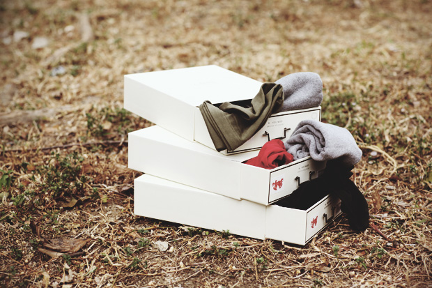 N. Hoolywood Under Summit Wear Christmas Box Set