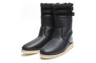 NEXUSVII x George Cox Mouton Boots