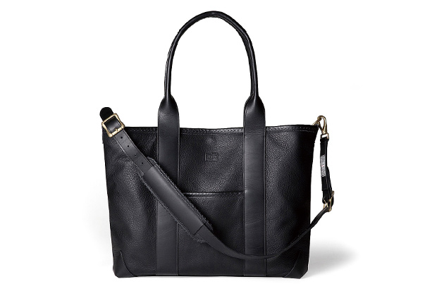 NEXUSVII x Porter Leather Tote Bag