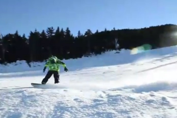 "Nike Stadiums: Nike 6.0 ""Snowboard Trip"""