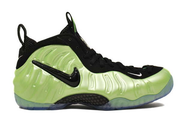Nike Air Foamposite Pro Electric Green