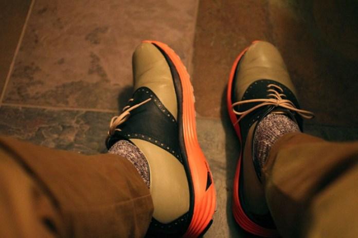 "Nike Lunar ""Saddle Shoe"" Custom"