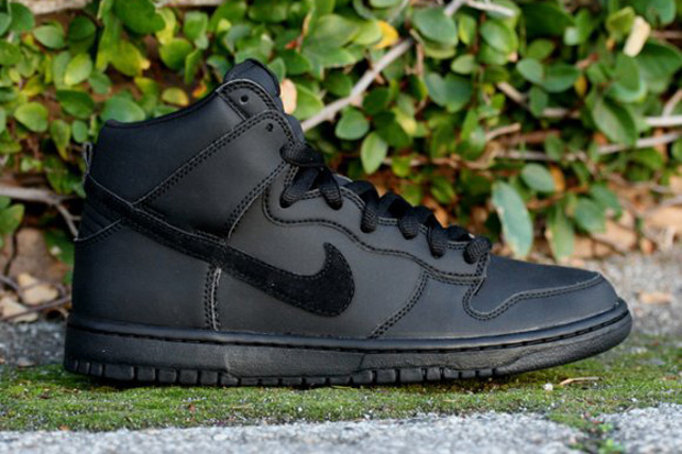 Nike SB Dunk High Waterproof