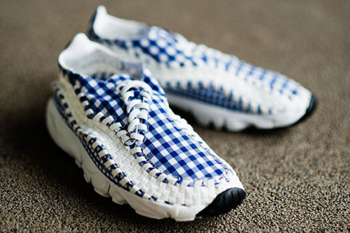 "Nike Sportswear Air Footscape Woven Freemotion ""Gingham"""