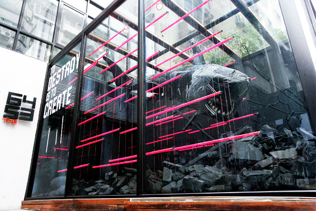 """Nike TPE 6453 """"To Destroy is to Create"""" Exhibition Recap"""