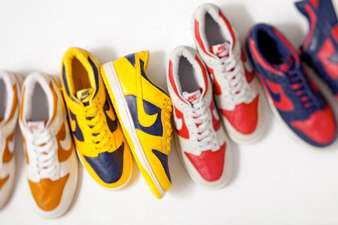 Nike Dunk Low Vintage Pack