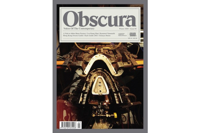 Obscura by SILLY THING Issue 03