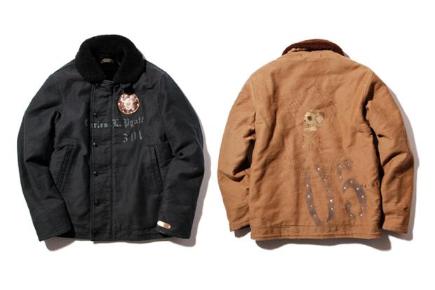 OLD JOE Deck Jacket
