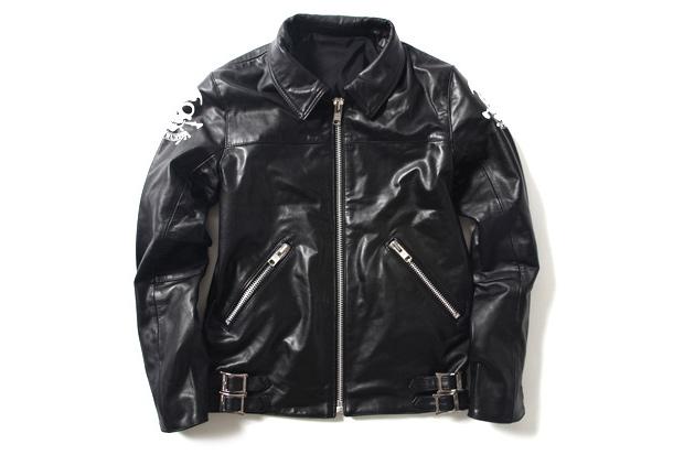 Ollie Magazine x BOUNTY HUNTER Leather Jackets