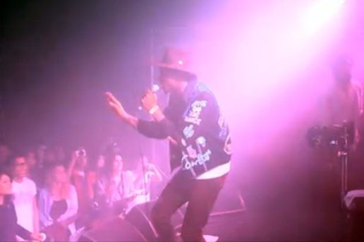 On Stage With: Theophilus London